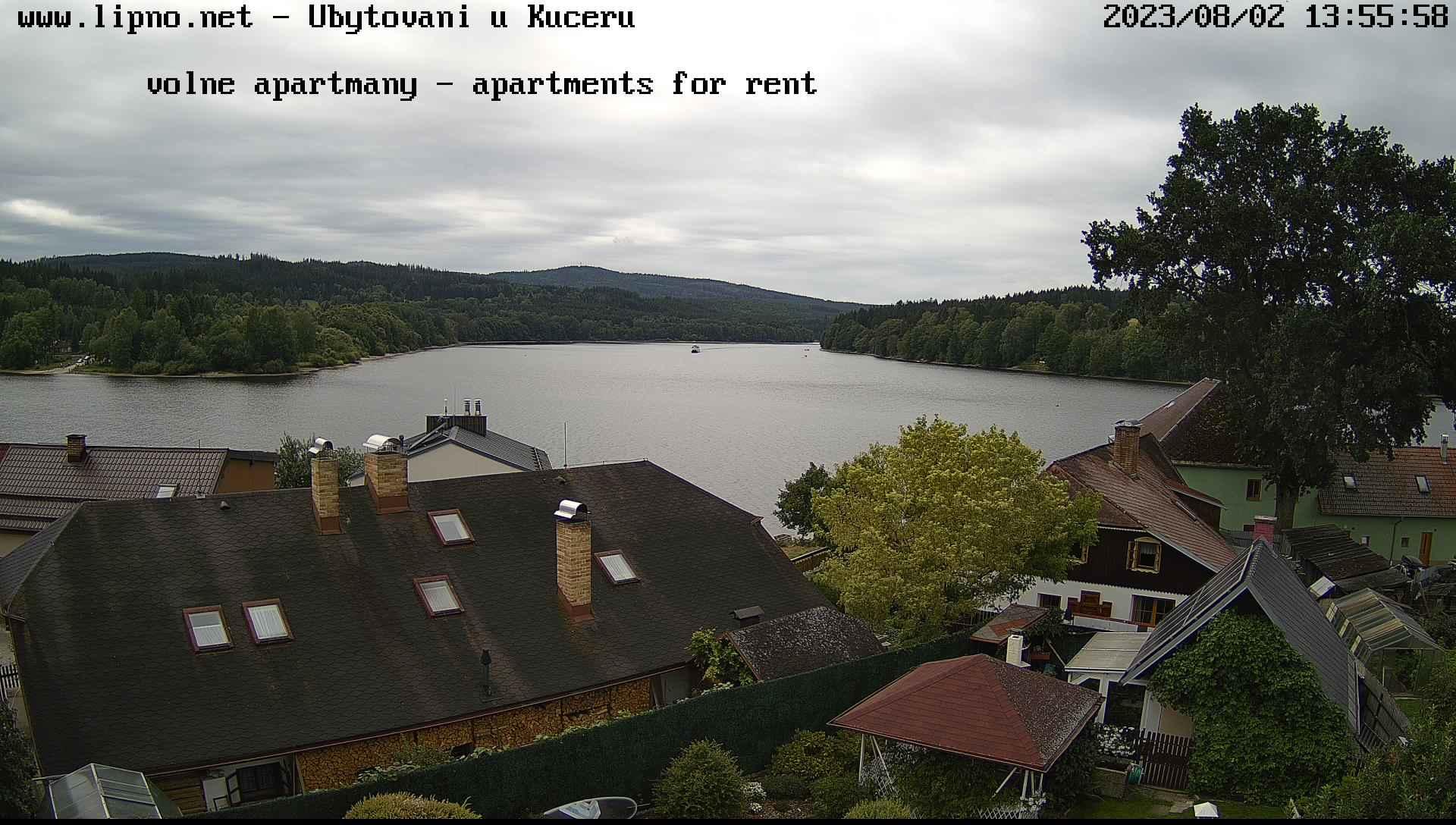 Webcam - Frymburk